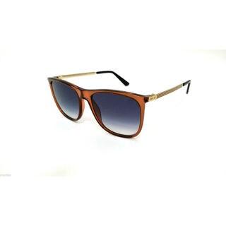 Gucci GG1129/S 0VKG Mens Rectangular Sunglasses