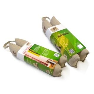 Aromatic Cedar Boot Shapers Fresheners (Set of 2)