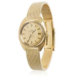 Pre-Owned Vintage Women's 1960s Omega Constellation Auto Chronometer Watch in 18K Yellow Gold|https://ak1.ostkcdn.com/images/products/12736248/P19514665.jpg?impolicy=medium