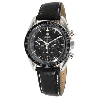 Pre-owned Omega Speedmaster Professional 145.022.71 Mens Moonwatch in Stainless Steel