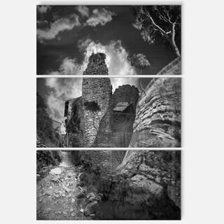 Mast of Columbine Collage - Portrait Art Glossy Alumimium 28Wx36H