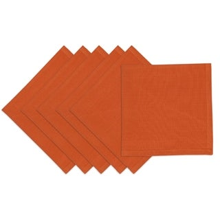 Spice Cotton Napkins (Pack of 6)