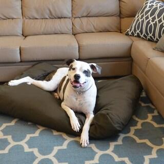 Integrity Bedding 5-inch Thick Indoor/ Outdoor Chew Resistant Memory Foam Pet Bed