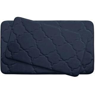 Dorothy Memory Foam 2-Piece Bath Mat Set w/ BounceComfort Technology