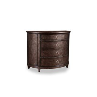 A.R.T. Furniture Classic Demilune Espresso 4-drawer Chest