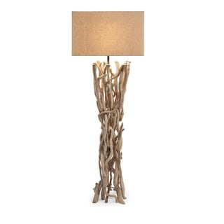 Explorer Driftwood Floor Lamp