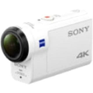 Sony FDRX-3000 Digital Camcorder - CMOS - 4K - White