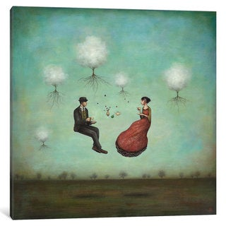 iCanvas Gravitea For Two by Duy Huynh Canvas Print