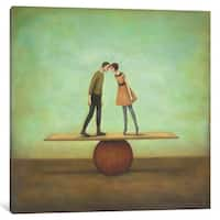 iCanvas Finding Equilibrium by Duy Huynh Canvas Print