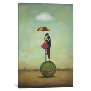 iCanvas Circus Romance by Duy Huynh Canvas Print