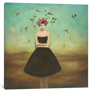 iCanvas Fair Trade Frame of Mind by Duy Huynh Canvas Print