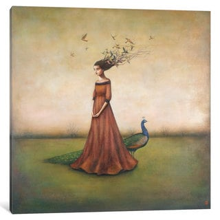 iCanvas Empty Nest Invocation by Duy Huynh Canvas Print