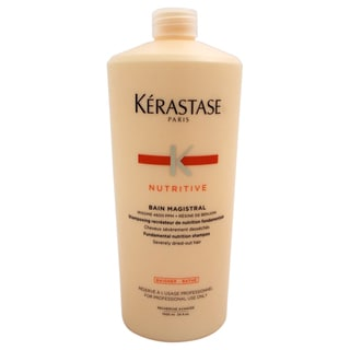 Kerastase 34-ounce Nutritive Bain Magistral Fundamental Nutrition Shampoo
