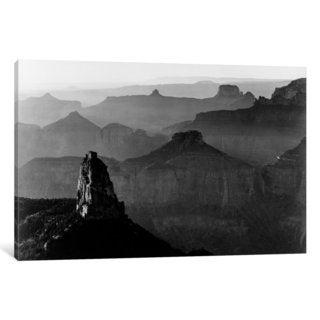 iCanvas Grand Canyon National Park III by Ansel Adams Canvas Print