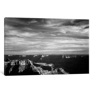 iCanvas Grand Canyon From N. Rim, 1941 by Ansel Adams Canvas Print