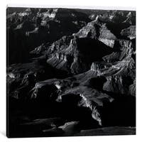 iCanvas Grand Canyon by Ansel Adams Canvas Print