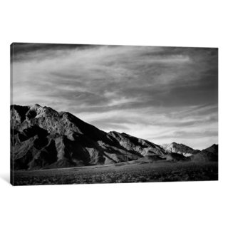 iCanvas Near Death Valley by Ansel Adams Canvas Print