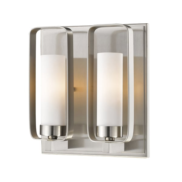 Bathroom Sconces Overstock aideen 1 light wall sconce - free shipping today - overstock