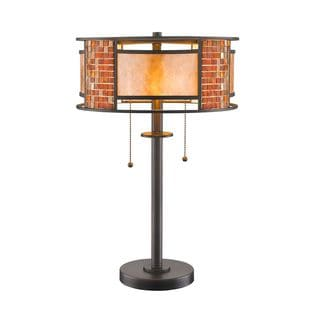 Parkwood 2 Light Table Lamp