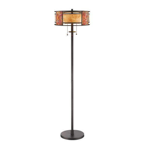 Parkwood 3 Light Floor Lamp