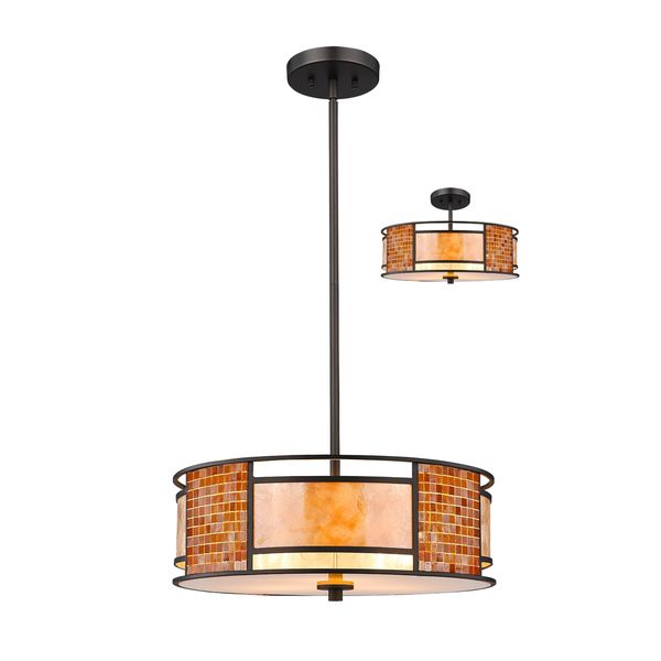 Parkwood 3 Light Pendant