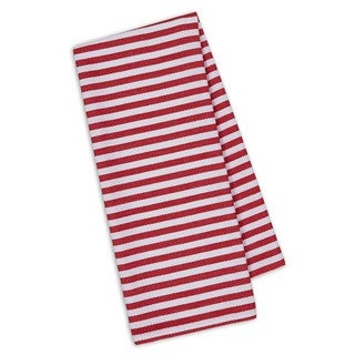 Lime Stripe Dishtowel (Pack of 4)