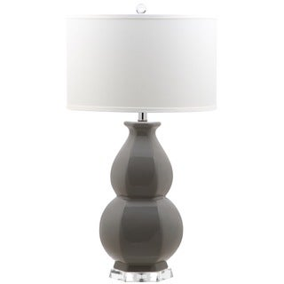 Safavieh Lighting Juniper 30-Inch Grey Table Lamp