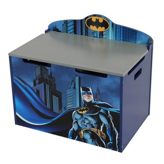 Batman Multicolor MDF Toy Box