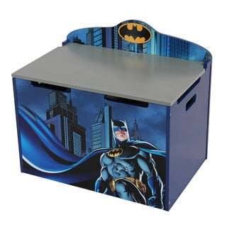 O'Kids Batman Multicolor MDF Toy Box