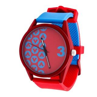 Airwalk Blue Analog Sport Watch