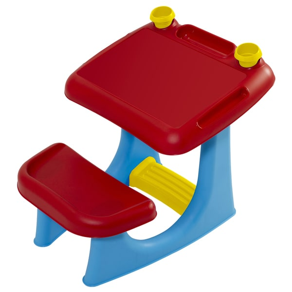 Keter Sit Draw Kids Art Table Creativity Desk With Arts And Crafts Storage
