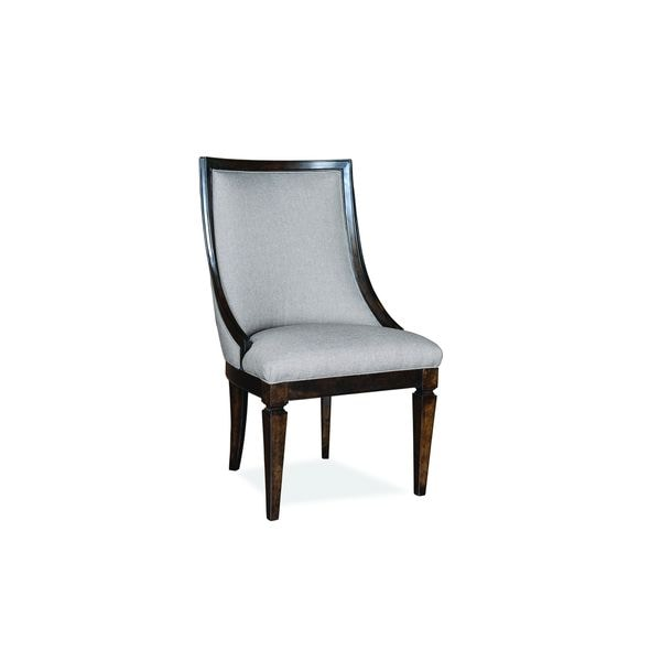 Peachy A R T Furniture Classic Upholstered Sling Chair Download Free Architecture Designs Rallybritishbridgeorg