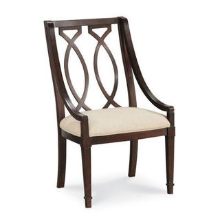 A.R.T. Furniture Intrigue Wood Back Arm Chair (Set of 2)