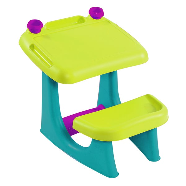 Shop Keter Sit Amp Draw Kids Art Table Creativity Desk With