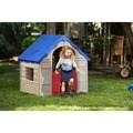 The WonderFold Keter Easy to Fold Children's Folding Playhouse