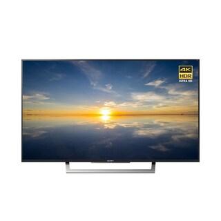 Sony XBR49X800D 49-Inch Class 4K HDR Ultra HD TV, Black