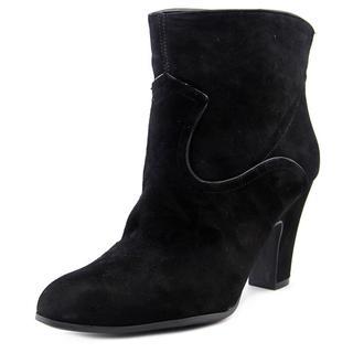Nine West Women's 'Quarrel' Black Regular Suede Boots