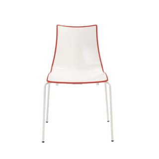 Zebra Stacking Side Chair