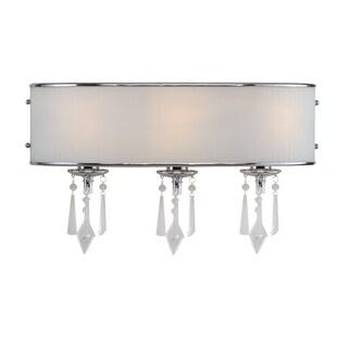 Golden Lighting Echelon 3-light Bath Vanity