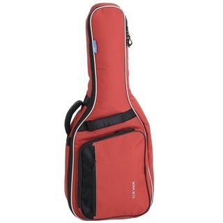 Gewa 212132 Economy 1/4 to 1/8 Size Classical Guitar Red Finish Gig Bag