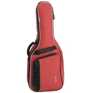 Gewa 212132 Red/Black Cordura Classical Guitar Economy Gig Bag
