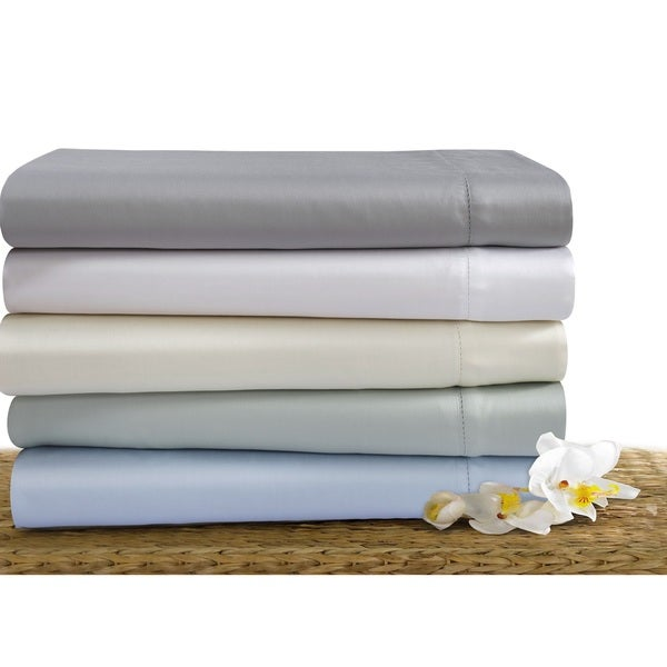 Tencel Sateen 300 Thread Count Pillowcase Set (Set of 2)