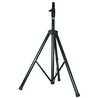Absolute Mr. DJ MDSS350 Black Folding Tripod DJ Speaker Stand