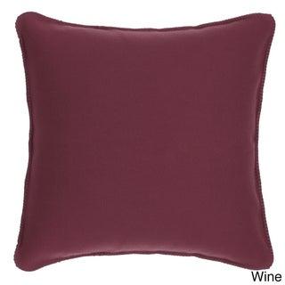 Laurel Creek Bradford Fleece 18-inch x 18-inch Deco Pillow Cover