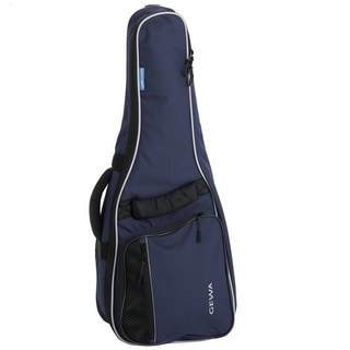 Gewa 212131 Economy 1/4-size to 1/8-size Classical Blue Guitar Gig Bag