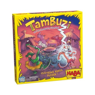 Haba Tambuzi Lightening-fast Reaction Board Game