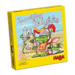 Haba Knuckling Knights Board Game