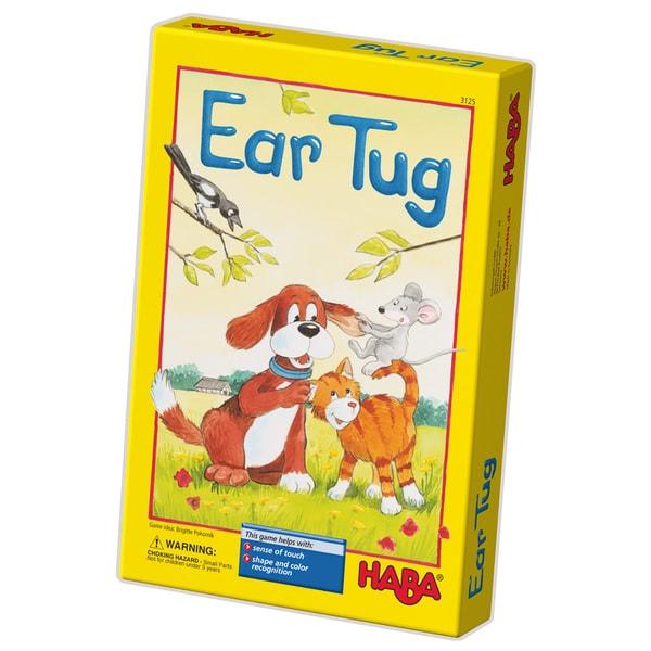 Haba Ear Tug Classification Game