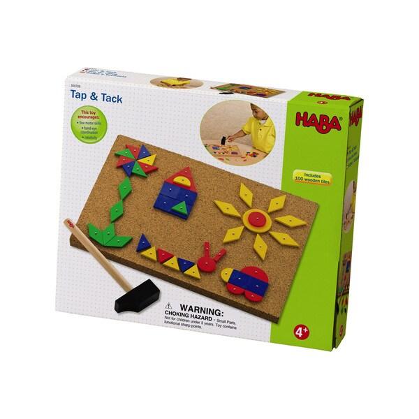 Haba Tap and Tack Imaginative Design Play Set