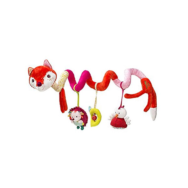 Haba Lilliputiens Alice Serpentine Fox Activity Toy